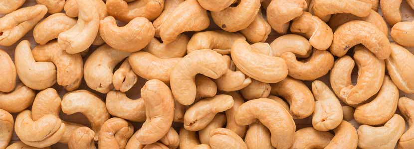 What are the disadvantages of eating cashew nuts?