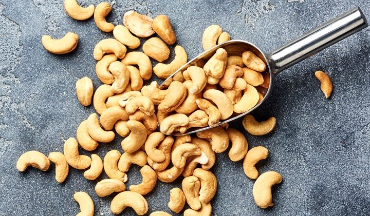 What are the benefits of cashew nuts?